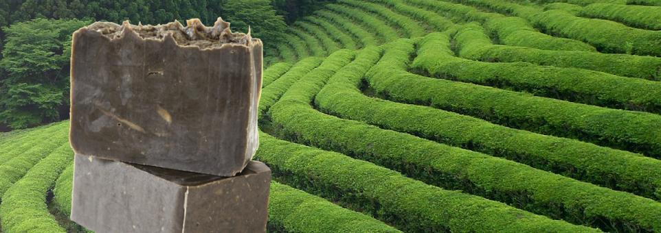 Babylon Soap Co. - Handmade Soap Green Tea - Etsy