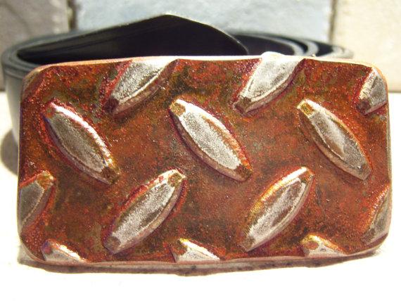 Handmade Belt Buckle