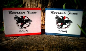 Handmade Mens Soap - Rooster Juce