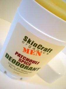 All Natural Hanmdade Men's Deodorant