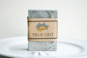 Handmade Men's Soap - True Grit