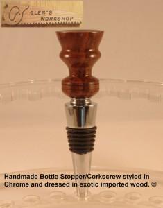 Handmade Wine Stopper