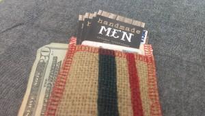 Handmade Men Wallet Review