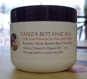Natural Hair Loss Formula