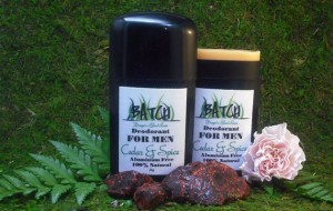 Organic Cedar Deodorant - Batch Naturals