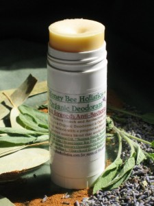 Zinc Free Handmade Deodorant - Honey Bee Holistics
