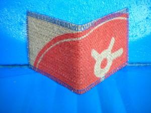mens wallet handmade