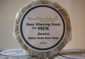 Beer Shaving Soap - Home Brewed Soaps