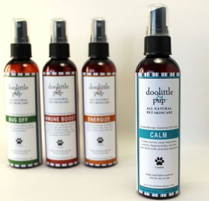 Dog Aromatherapy - Soolittle And Pup
