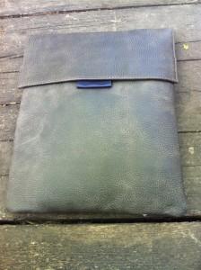 Leather Handmade Tablet iPad Case