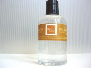 men's handmade shower gel