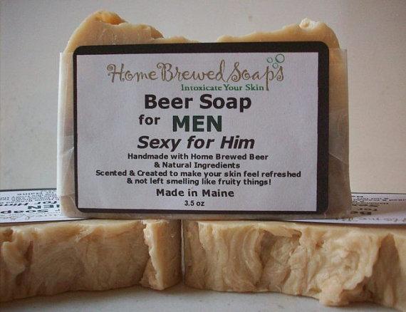 Beer Soap - Handmade For Men