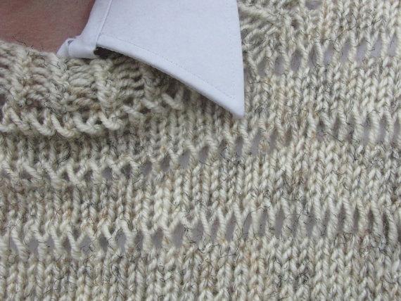 Handmade Mens Sweater