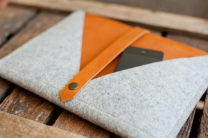 Men's Handmade iPad Case