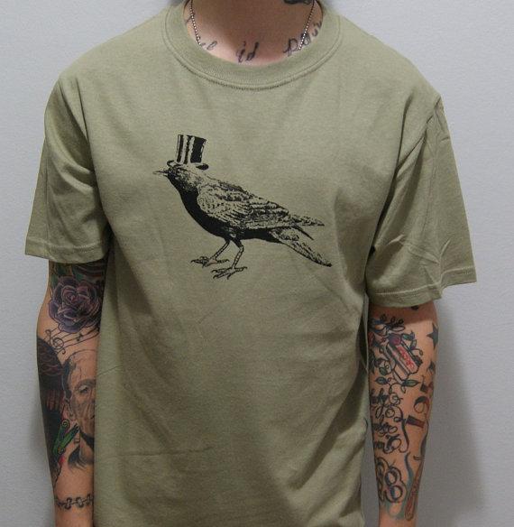Mens Screen Printed Shirt
