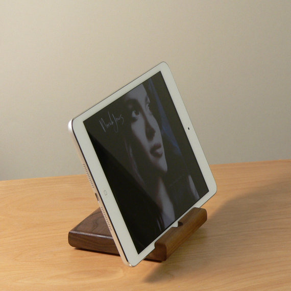 Tablet Dock Stand Handmade