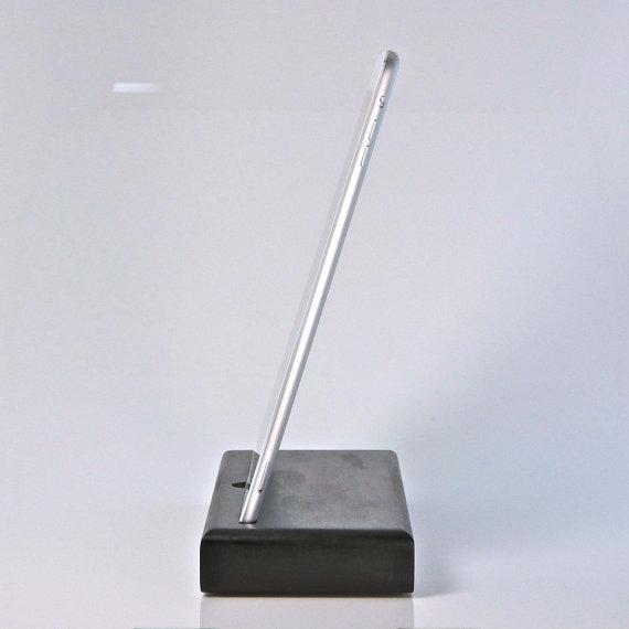 iPad Stand Handmade Wood