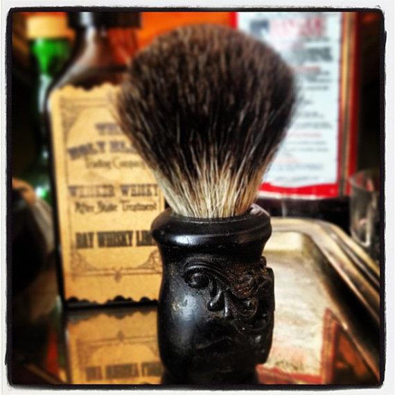 Custom Badger Shaving Brush