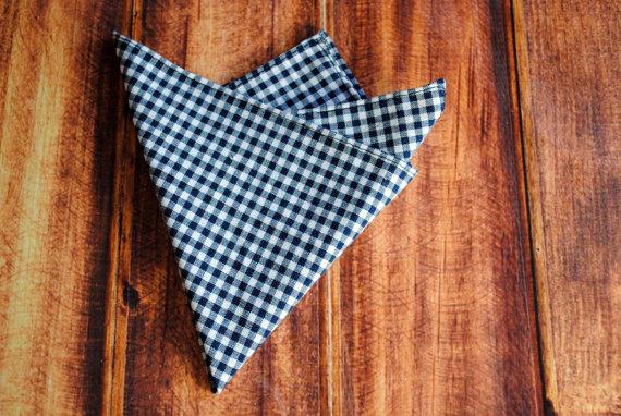 Handmade Pocket Square