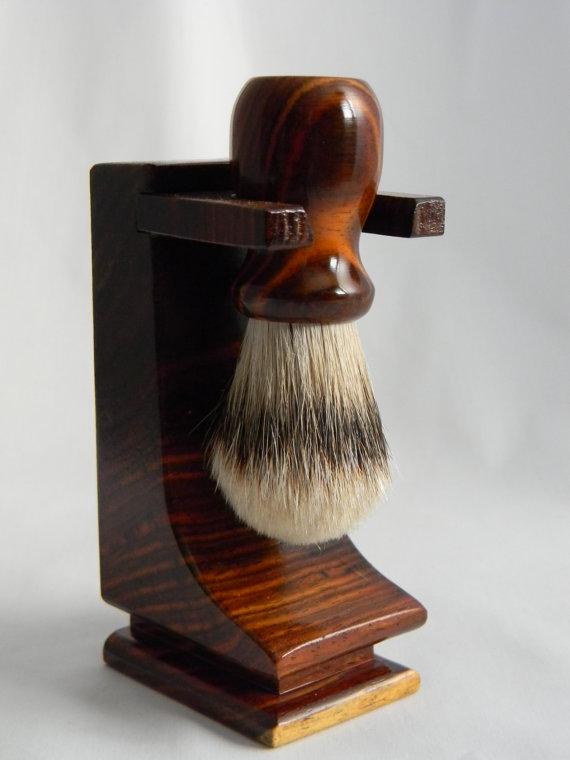 Handmade Shaving Brush And Stand