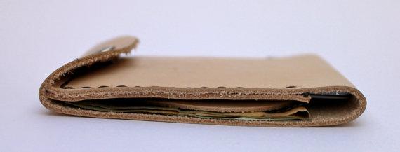 Handmade Wallet - Fisherman's