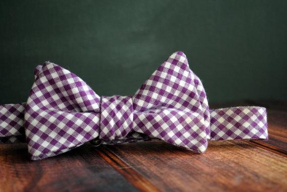 Men's Handmade Bow Tie