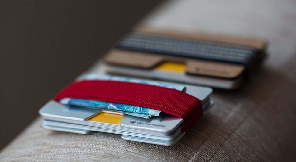 Men's Handmade Wallets